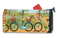 Autumn Bike Ride MailWrap