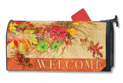 Autumn Wreath MailWrap