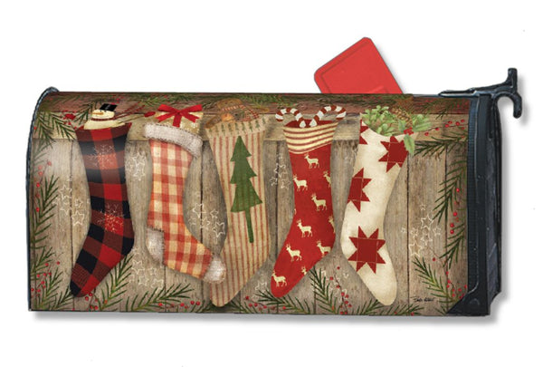 Christmas Stockings MailWrap