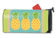 Preppy Pineapple MailWrap
