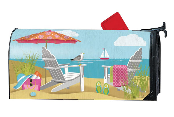 Better at the Beach MailWrap