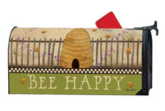 Bee Happy MailWrap