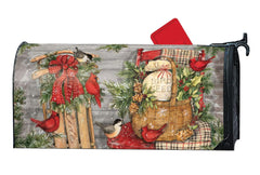 Front Porch Christmas MailWrap