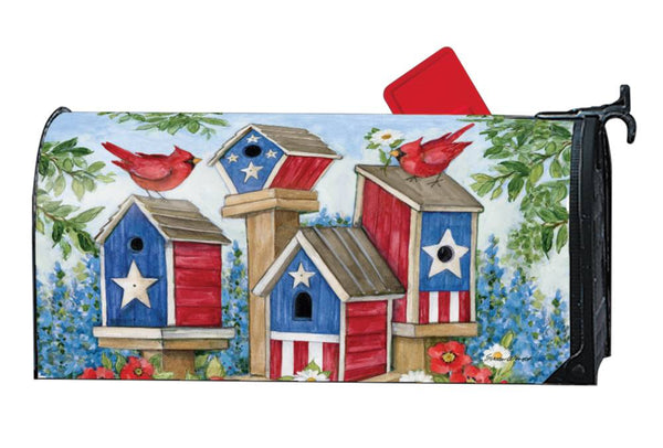 All American Birdhouses MailWrap