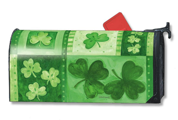 Shamrock Collage MailWrap