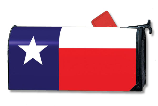 Texas State Flag MailWrap