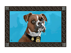 Champ the Boxer MatMate