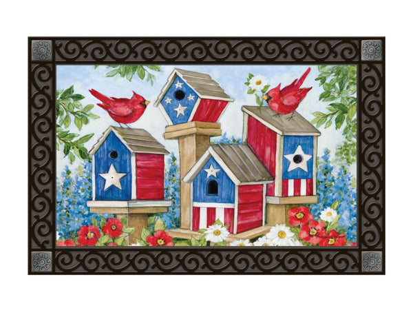 All American Birdhouses MatMate
