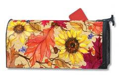 Sunflower Splendor OS MailWrap