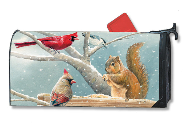 Winter Snacktime OS MailWrap
