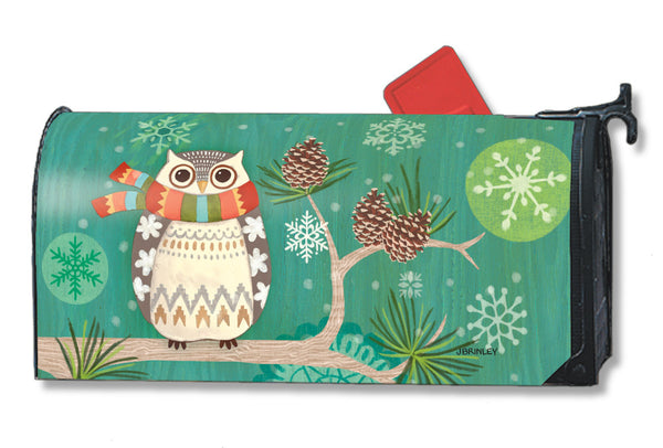 OS Winter Owl MailWrap