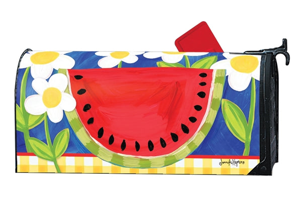 Summer Watermelon OS MailWrap