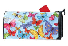 Brilliant Butterflies OS MailWrap