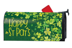 Shamrock Shower OS MailWrap