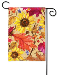 Sunflower Splendor Garden Flag
