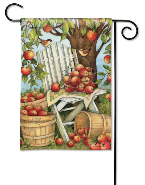 Apples Galore Garden Flag