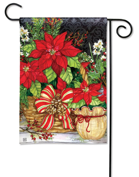 Christmas Beauty Garden Flag