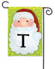 Jolly St. Nick Mono T Garden Flag