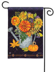 Autumn Pleasures Garden Flag