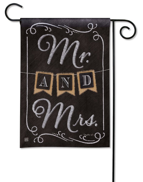 Wedding Day Garden Flag
