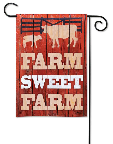 Down on the Farm Garden Flag