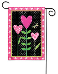 Love Sprouts Garden Flag