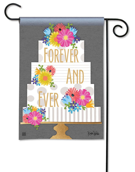 Forever and Ever Garden Flag