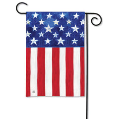 Stars and Stripes Forever Garden Flag