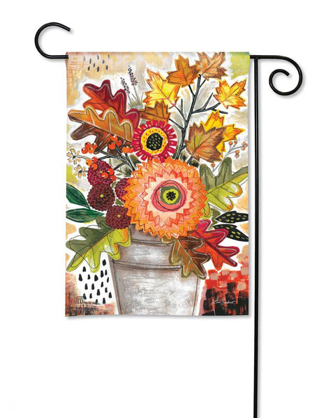 Fall Snippets Garden Flag