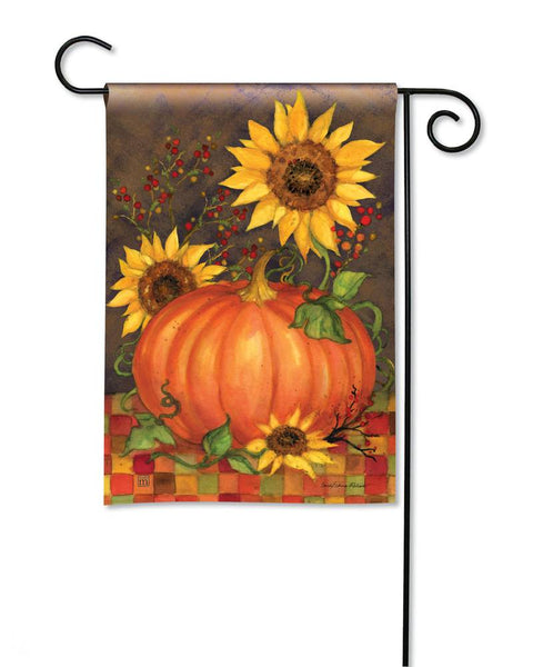 Indian Summer Garden Flag