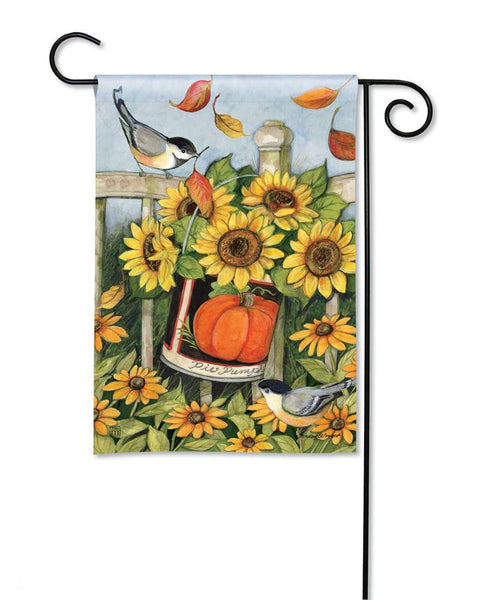 Left for the Birds Garden Flag