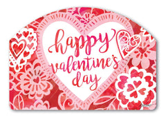 Valentine Lace Yard DeSign