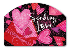 Sending Love Yard DeSign