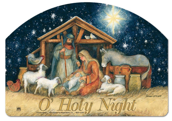 Holy Night Yard DeSign