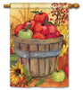 Bushel of Apples Standard Flag