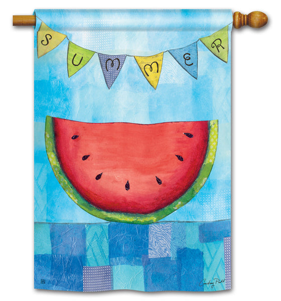 Summer Slice Standard Flag
