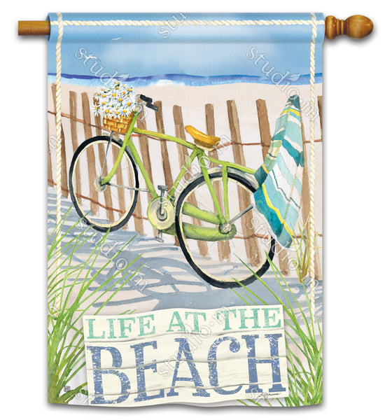 Beach Trail Standard Flag