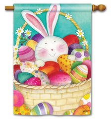 Easter Basket Standard Flag