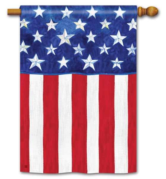 Stars and Stripes Forever Standard Flag