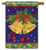 Christmas Bells Standard Flag