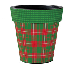 Red and Green Plaid 18