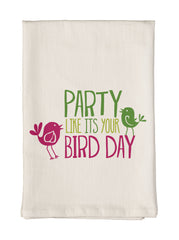 Bird Day Towel