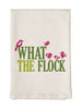 What the Flock Towel