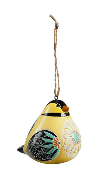 Chickadee Bird Song Ornaments