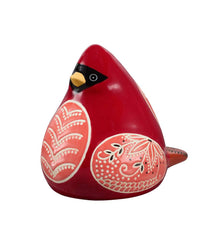 Cardinal Bird Song Decorative Figurine