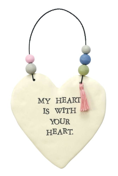 My Heart Hanging Heart
