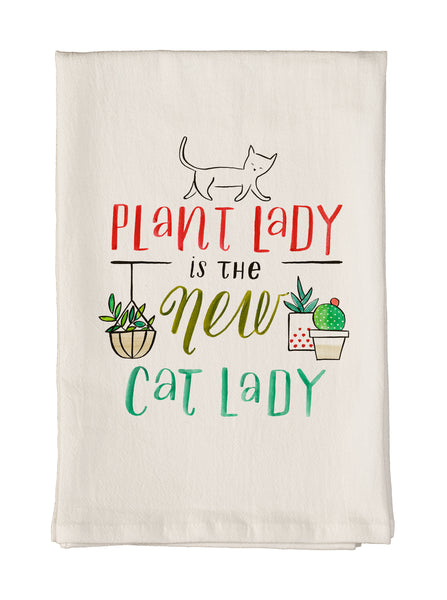 New Cat Lady Towel