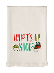 What's Up Succa Towel