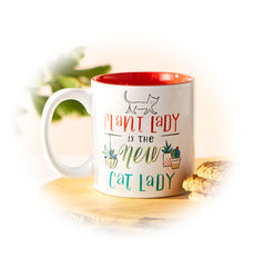New Cat Lady Mug
