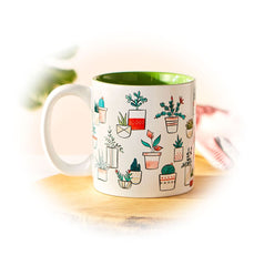 Where My Plants Are Mug